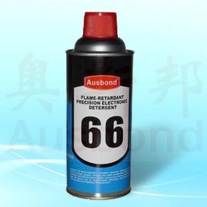 阻燃带电清洁剂